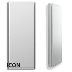 ICON radiador vertical electrónico