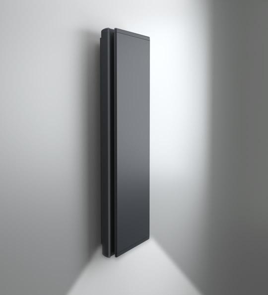 ICON radiador vertical con luz led