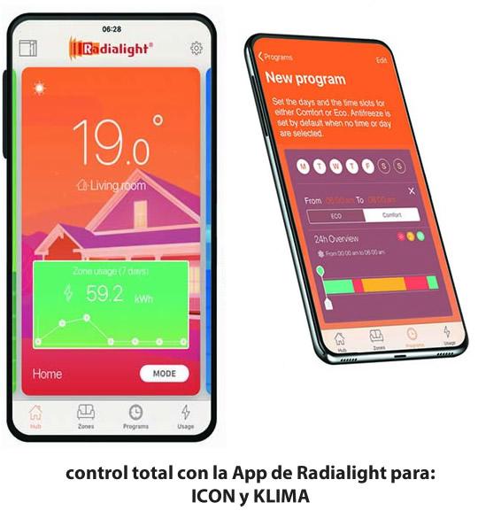 App de Radialight
