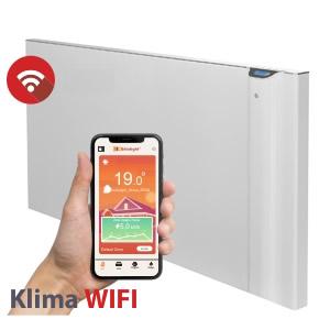 Radiador electrónico Klima WIFI