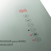 DEVA radiador para el baño